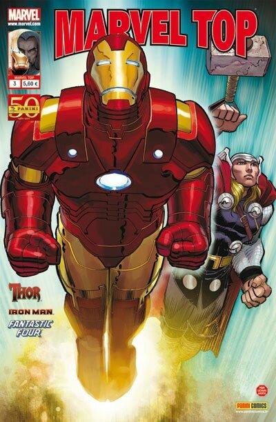 marvel top V2 03 thor iron man