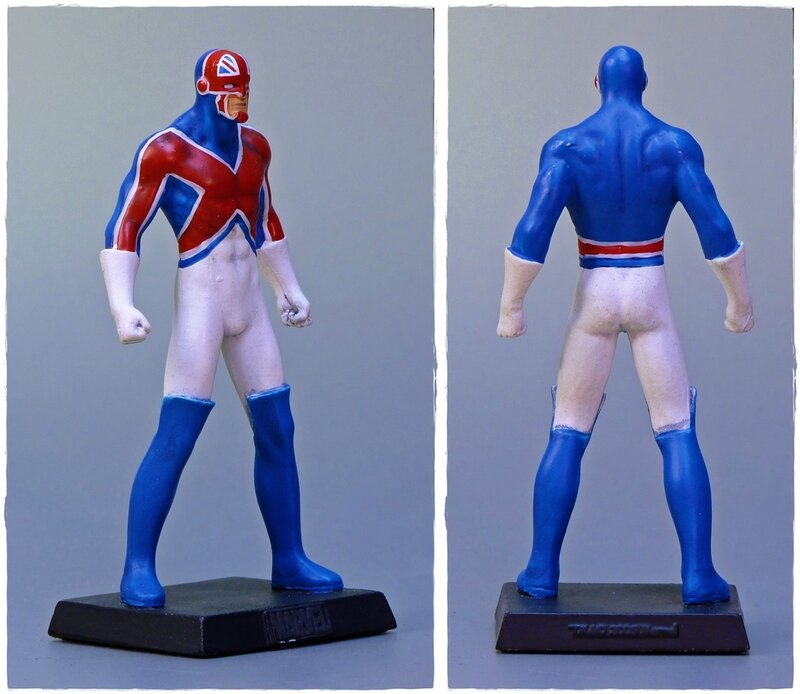 captain britain eaglemoss
