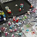 Miniatures - mon livre en 3d - de nouveaux occupants