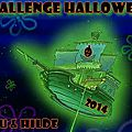 Edition 2014 du challenge halloween