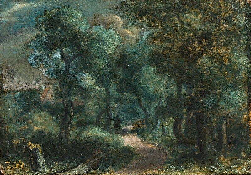 _Woodland Path
