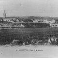 Archettes, pont sur la Moselle
