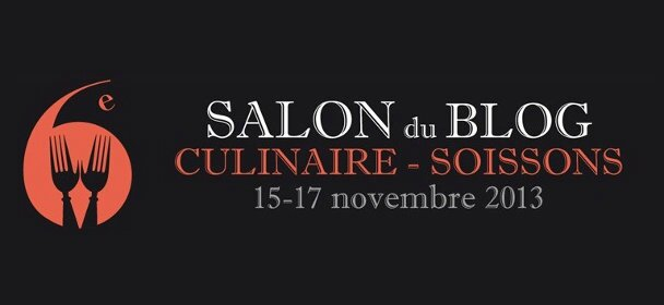 Salon du blog culianire #6
