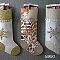 Trois petites chaussettes