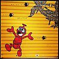Street art paris nostalgie : pimax
