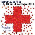 Vente annuelle la croix rouge à versailles