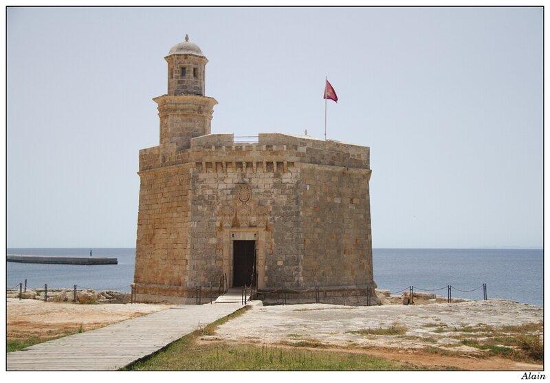 castell de sant nicolau, à ciutadella