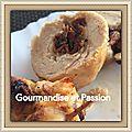 Roulés de poulet, tomates séchées, mozzarella et basilic/ battle food #44