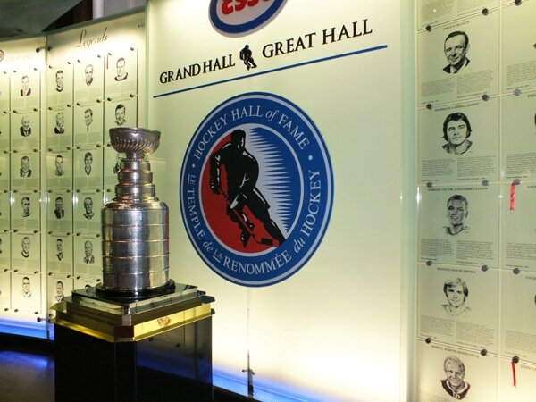 16 Pourquoi j'aime le hockey Hall of Fame Toronto Stanley Cup