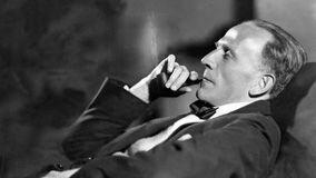 Alan Alexander Milne, l'auteur des livres de Winnie l'Ourson