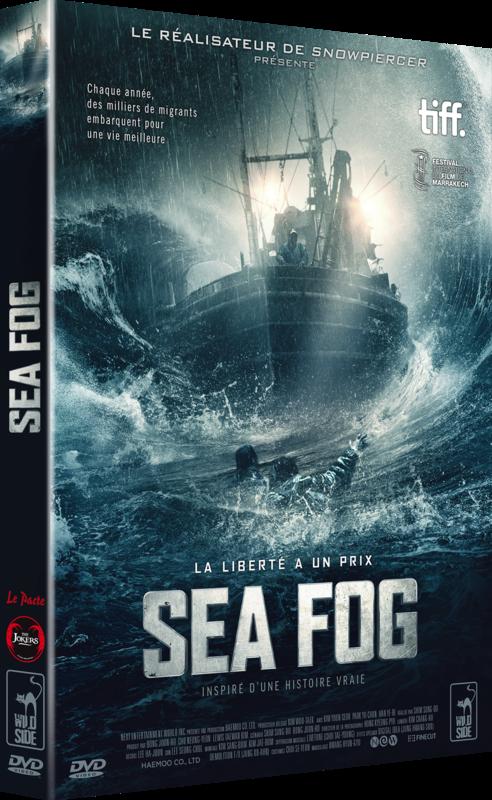 3D DVD SEA FOG3