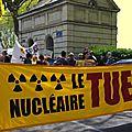 Tours, 11 octobre 2016: le nucléaire sur la sellette.