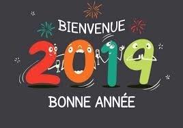 """Résultat de recherche d'images pour """"gif animé gratuit bonne année 2019"""""""