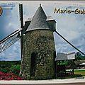 Marie Galante - Moulin Bézard