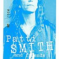 Patti smith - mercredi 3 juillet 1996 - olympia (paris)