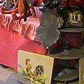 2009 - juillet -Du 4 au 6 - Festival du Lin et de l'Aiguille de Fontaine-le-Dun (17)