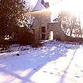 Grand froid de février - nérac