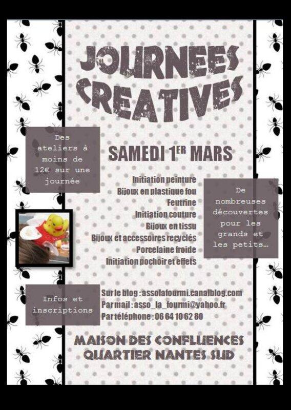 Journées créatives 0103 plaquette recto 1er mars