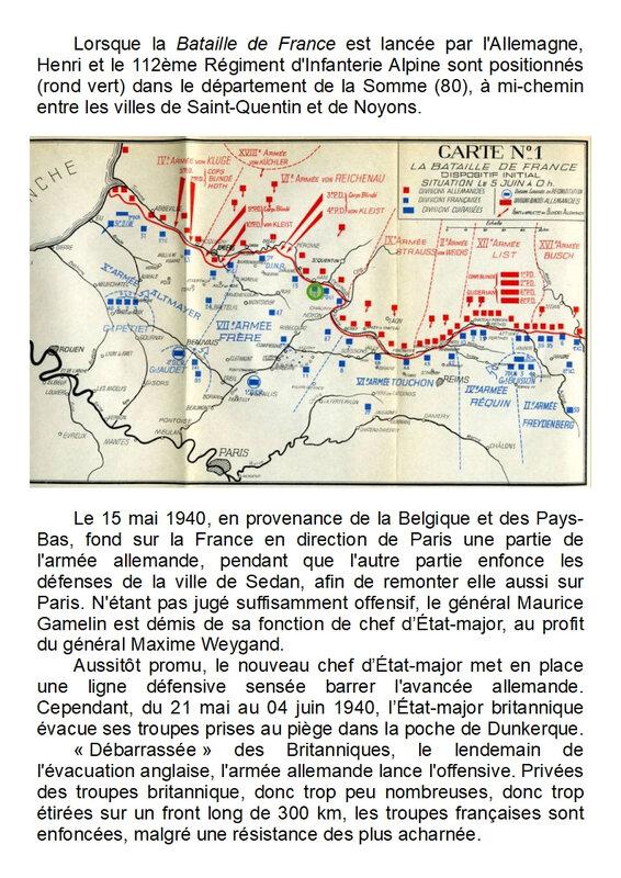 11) La Drôle de Guerre d'Henri MARY - Page 13