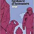 Une histoire d'hommes - zep