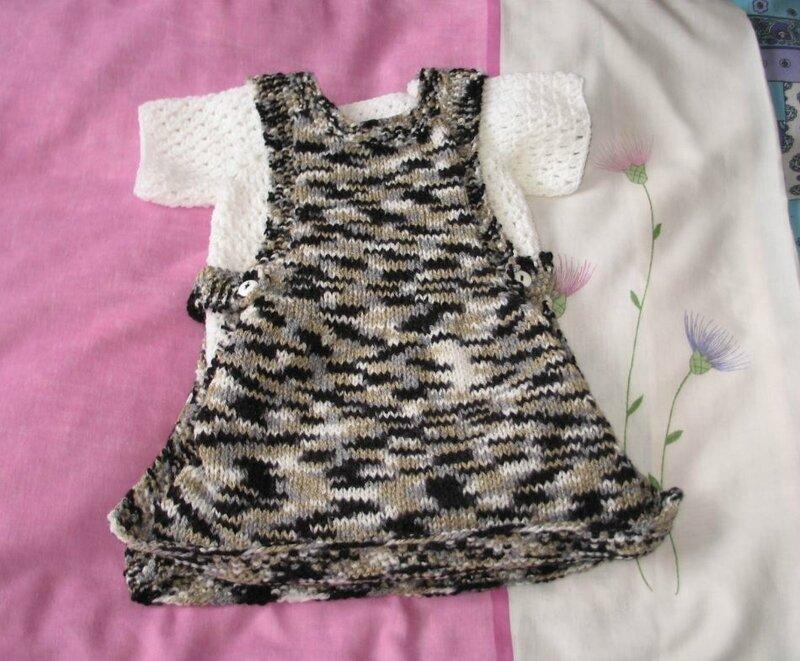 robe et sous robe 1