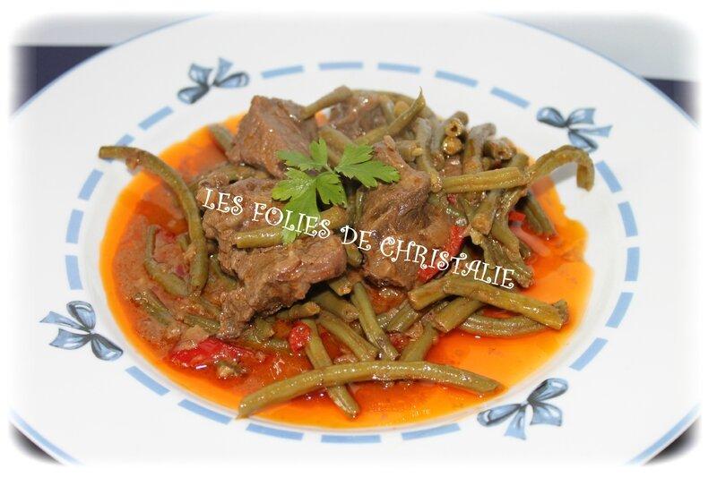 Boeuf au curry 5
