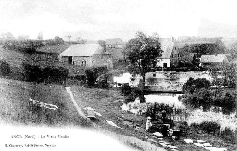 ANOR-Le Vieux Moulin