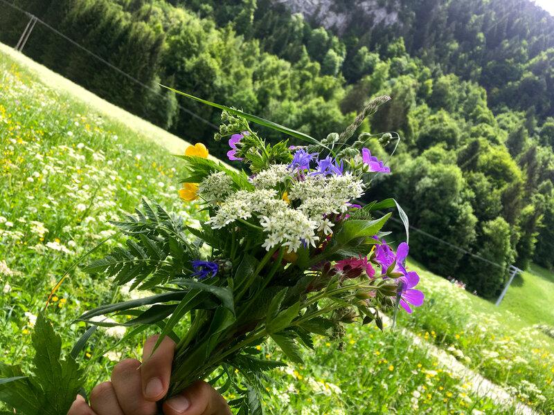 joli bouquet pour la fête des mères