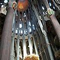 Barcelone, Basilica Sagrada Familia_6625
