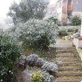 La magie de noel!!!!! il neige....