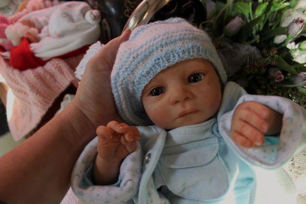 bébé reborn Ophélie, Quentin et mini 009