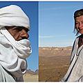 Désert indigo : récits, contes et poèmes du sahara