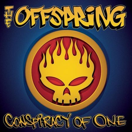 the_offspring_conspiracy_of_one_okladka
