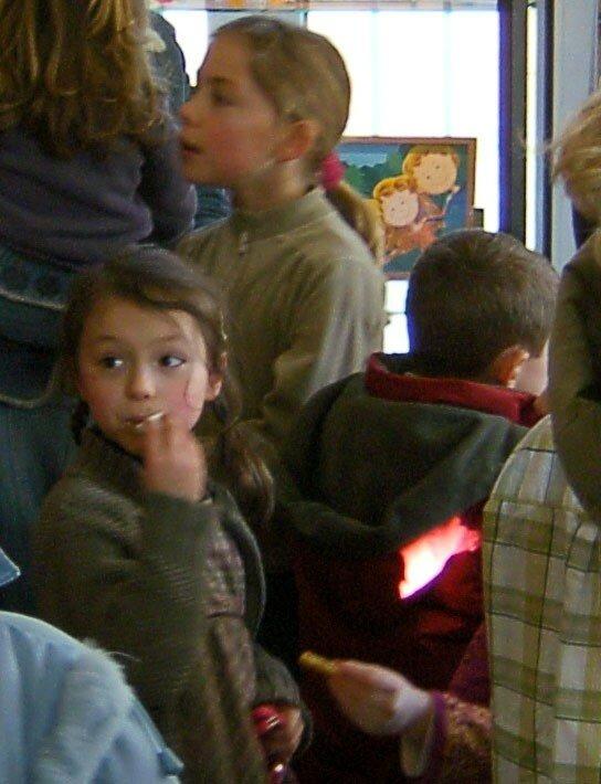 groupe d'enfants 2