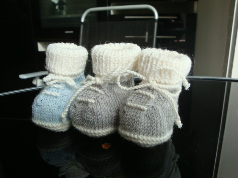 chaussons d'anne
