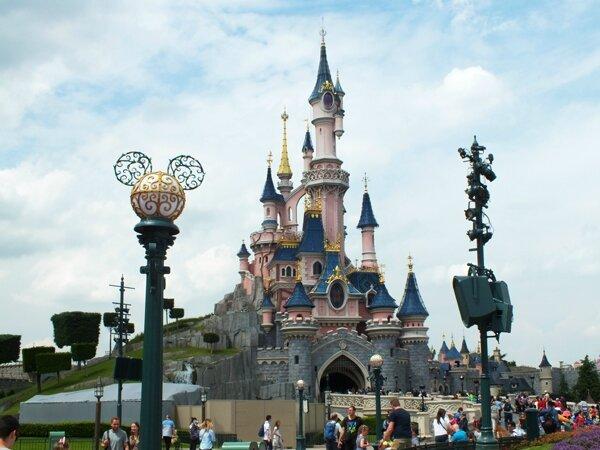 13 Mes endroits préférés à Disneyland Paris Château