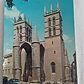 Montpellier - cathédrale St Pierre