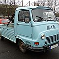 Renault estafette pick-up