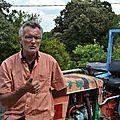 Christophe beau, domaine beauthorey, à corconne (30)