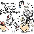macron humour en marche ps hollande