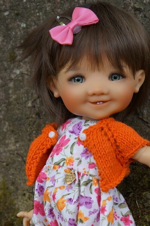 Les petites tenues de Gigi , BJD de Meadowdolls !
