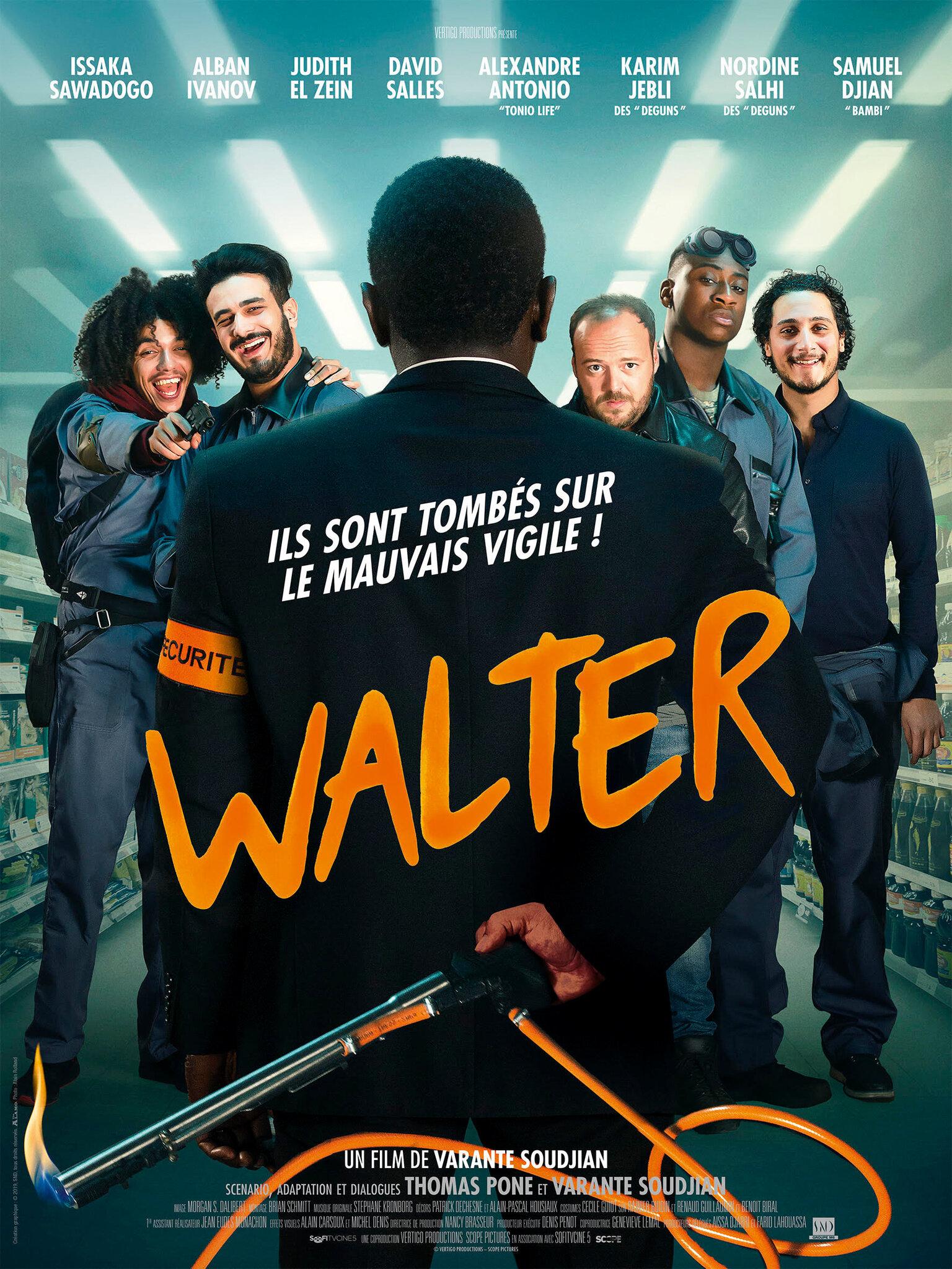 Concours Walter 10 Places A Gagner Pour Voir Une Comedie