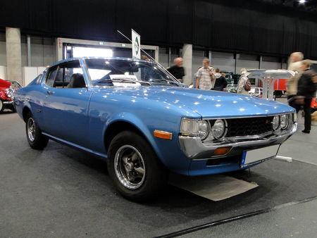 TOYOTA Celica TA28 1,6 ST Liftback 1977 RegioMotoClassica 2010 1