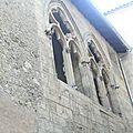 La Plus vieille maison de bordeaux-Fenêtre à remplage/octobre 2012 /