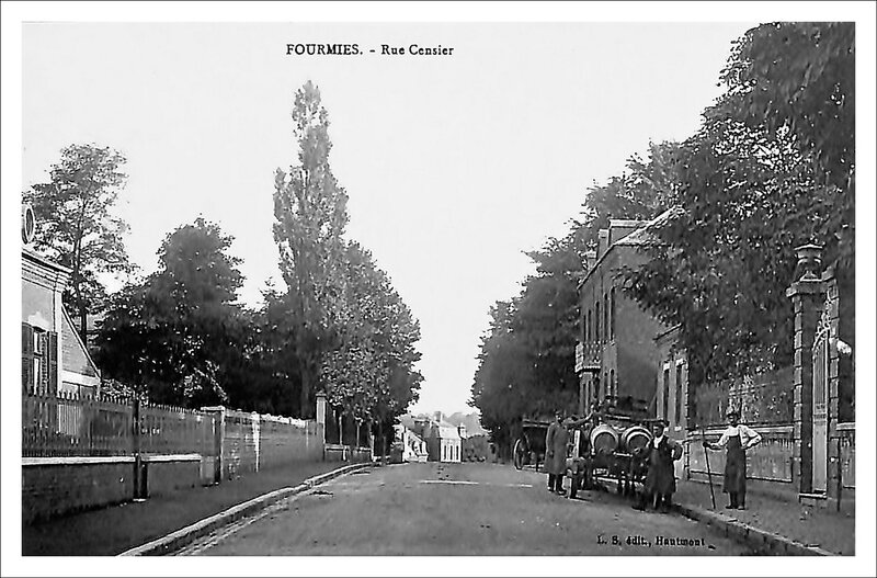 FOURMIES-Rue Sencier (2)