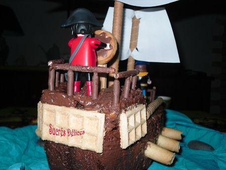 gâteau pirate 4