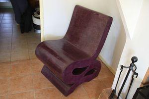 fauteuil en intérieur