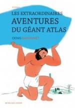 Les extraordinaires aventures du géant Atlas couv