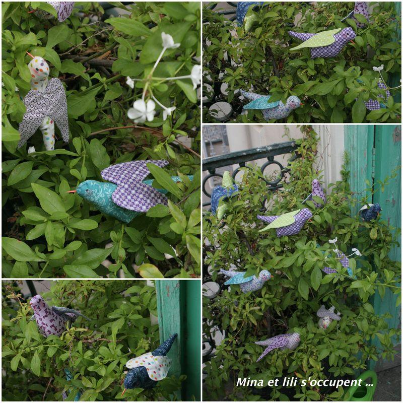 Oiseaux Tilda