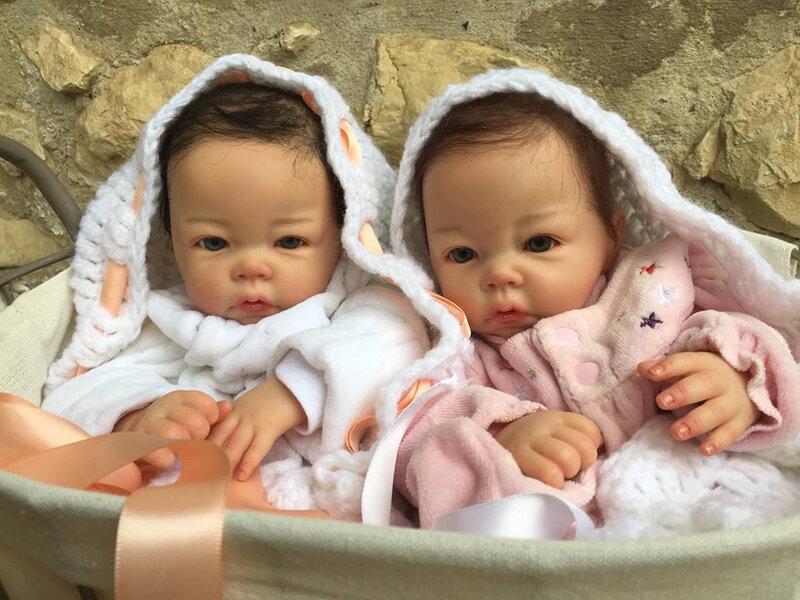 deux bébés kits luca